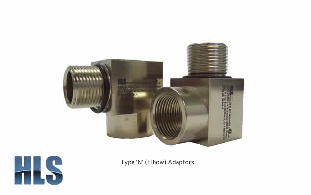 Type N Elbow Adaptor